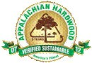 Appalachian Hardwood Verified Sustainable