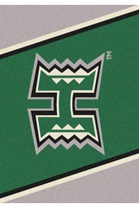 Milliken College Team Spirit (NCAA) Hawaii 45286 Spirit Rectangle (4000019054) 3'10