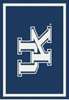 Milliken College Team Spirit (NCAA) Kentucky 74375 Spirit Rectangle (4000019108) 3'10