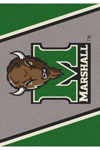 Milliken College Team Spirit (NCAA) Marshall 44359 Spirit Rectangle (4000019041) 3'10
