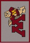 Milliken College Team Spirit (NCAA) Minnesota 45284 Spirit Rectangle (4000019294) 7'8