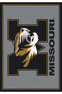 Milliken College Team Spirit (NCAA) Missouri 74127 Spirit Rectangle (4000019191) 5'4