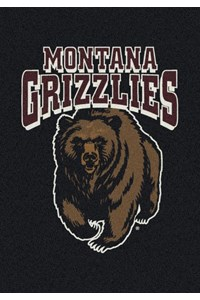 Milliken College Team Spirit (NCAA) Montana 74377 Spirit Rectangle (4000019230) 5'4