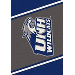 "Milliken College Team Spirit (NCAA) New Hampshire 44511 Spirit Rectangle (4000019396) 2'8"" x 3'10"" Area Rug"
