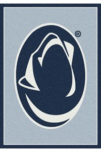 Milliken College Team Spirit (NCAA) Penn State 74362 Spirit Rectangle (4000019101) 3'10
