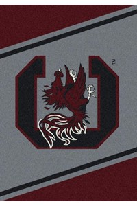 Milliken College Team Spirit (NCAA) South Carolina 74364 Spirit Rectangle (4000019341) 7'8