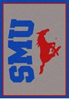 Milliken College Team Spirit (NCAA) Southern Methodist 79800 Spirit Rectangle (4000019508) 2'8