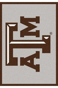 Milliken College Team Spirit (NCAA) Texas A&M 74367 Spirit Rectangle (4000019106) 3'10