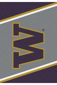 Milliken College Team Spirit (NCAA) Washington 33391 Spirit Rectangle (4000019282) 7'8
