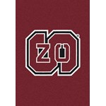 "Milliken College Team Spirit (NCAA-SPT) North Carolina State 55673 Spirit Rectangle (4000054338) 3'10"" x 5'4"" Area Rug"