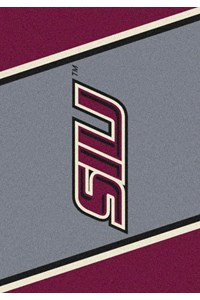 Milliken College Team Spirit (NCAA-SPT) Southern Illinois 33390 Spirit Rectangle (4000054398) 5'4