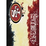 "Milliken NFL Team Fade (NFL-Fade) San Francisco 49ers 02980 Fade Rectangle (4000107086) 3'10"" x 5'4"" Area Rug"