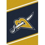 "Milliken NHL Team Spirit (NHL-S) Buffalo Sabres 01031 Spirit Rectangle (4000020368) 2'8"" x 3'10"" Area Rug"