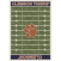 Milliken College Home Field (NCAA) Clemson 01050 Home Field Rectangle (4000018615) 7