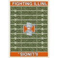 Milliken College Home Field (NCAA) Illinois 01113 Home Field Rectangle (4000018625) 7
