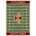 Milliken College Home Field (NCAA) Iowa State 01111 Home Field Rectangle (4000018624) 7