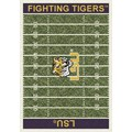Milliken College Home Field (NCAA) LSU 01152 Home Field Rectangle (4000018631) 7