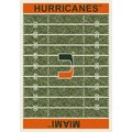 Milliken College Home Field (NCAA) Miami 01157 Home Field Rectangle (4000018634) 7