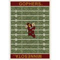 Milliken College Home Field (NCAA) Minnesota 01185 Home Field Rectangle (4000018637) 7