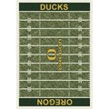 Milliken College Home Field (NCAA) Oregon 01292 Home Field Rectangle (4000018647) 7