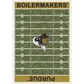 Milliken College Home Field (NCAA) Purdue 01345 Home Field Rectangle (4000018651) 7