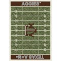 Milliken College Home Field (NCAA) Texas A&M 01420 Home Field Rectangle (4000018660) 7