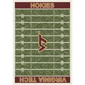 Milliken College Home Field (NCAA) Virginia Tech 01460 Home Field Rectangle (4000018665) 7