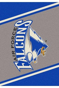 Milliken College Team Spirit (NCAA) Air Force 68870 Spirit Rectangle (4000019185) 5'4