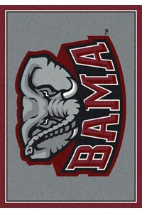 Milliken College Team Spirit (NCAA) Alabama 74166 Spirit Rectangle (4000019074) 3'10