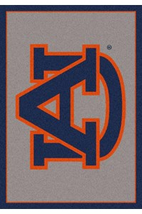 Milliken College Team Spirit (NCAA) Auburn 74752 Spirit Rectangle (4000019370) 7'8