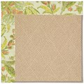 Capel Rugs Creative Concepts Cane Wicker - Cayo Vista Mojito (215) Runner 2