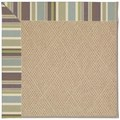 Capel Rugs Creative Concepts Cane Wicker - Brannon Whisper (422) Rectangle 6