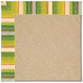 Capel Rugs Creative Concepts Cane Wicker - Kalani Fresco (239) Rectangle 8