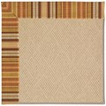 Capel Rugs Creative Concepts Cane Wicker - Vera Cruz Samba (735) Rectangle 8