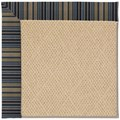 Capel Rugs Creative Concepts Cane Wicker - Vera Cruz Ocean (445) Rectangle 12