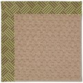 Capel Rugs Creative Concepts Grassy Mountain - Dream Weaver Marsh (211) Octagon 4