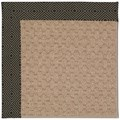Capel Rugs Creative Concepts Grassy Mountain - Fortune Lava (394) Octagon 4