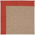 Capel Rugs Creative Concepts Grassy Mountain - Vierra Cherry (560) Octagon 4