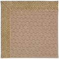 Capel Rugs Creative Concepts Grassy Mountain - Tampico Rattan (716) Octagon 4