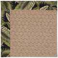 Capel Rugs Creative Concepts Grassy Mountain - Bahamian Breeze Coal (325) Octagon 6