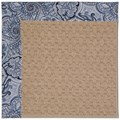 Capel Rugs Creative Concepts Grassy Mountain - Paddock Shawl Indigo (475) Octagon 6