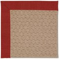 Capel Rugs Creative Concepts Grassy Mountain - Canvas Cherry (537) Octagon 6