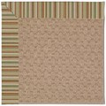 Capel Rugs Creative Concepts Grassy Mountain - Dorsett Autumn (714) Octagon 6