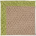 Capel Rugs Creative Concepts Grassy Mountain - Tampico Palm (226) Octagon 8
