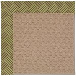 Capel Rugs Creative Concepts Grassy Mountain - Dream Weaver Marsh (211) Octagon 12' x 12' Area Rug