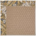 Capel Rugs Creative Concepts Grassy Mountain - Bahamian Breeze Ocean (420) Octagon 12