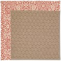 Capel Rugs Creative Concepts Grassy Mountain - Imogen Cherry (520) Octagon 12