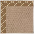 Capel Rugs Creative Concepts Grassy Mountain - Arden Chocolate (746) Octagon 12