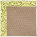 Capel Rugs Creative Concepts Grassy Mountain - Shoreham Kiwi (220) Runner 2