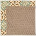 Capel Rugs Creative Concepts Grassy Mountain - Shoreham Spray (410) Rectangle 3